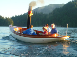 Another lovely Lake Whatcom cruise.