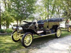 Pat Farrell's 1911 Stanley model 85.