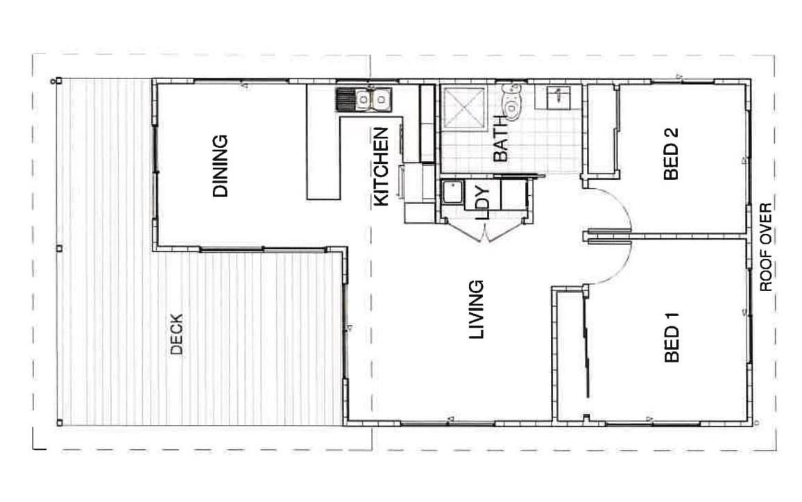 Grevillea Floor Plan