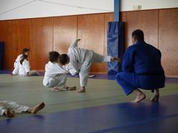 Kid's Judo - Throwing