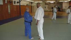 Judo - Sensei Bob Treat