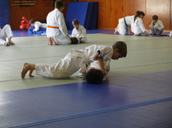 Kid's Judo - Pins