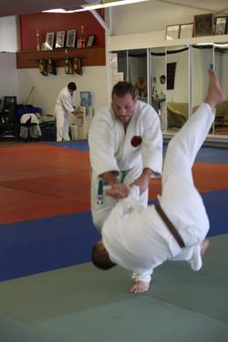 Shobudo Jujitsu - Throw