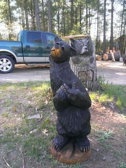 Alonzo Montoya Chainsaw Carved Bear 15.jpg