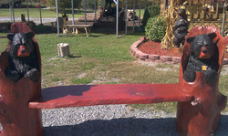 Alonzo Montoya Chainsaw Carved Bench 3.jpg