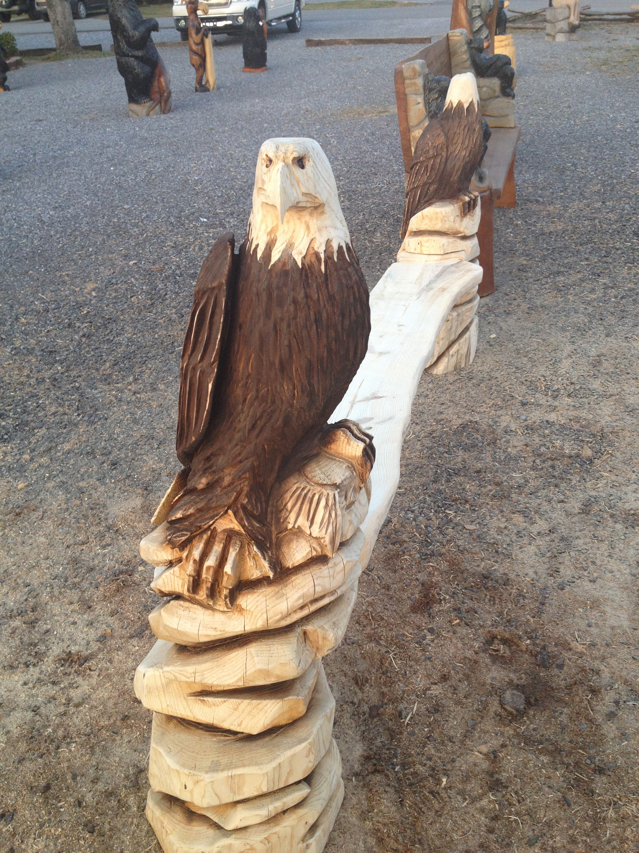 Alonzo Montoya Chainsaw Carved Bench 9.jpg