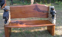 Alonzo Montoya Chainsaw Carved Bench 2.jpg