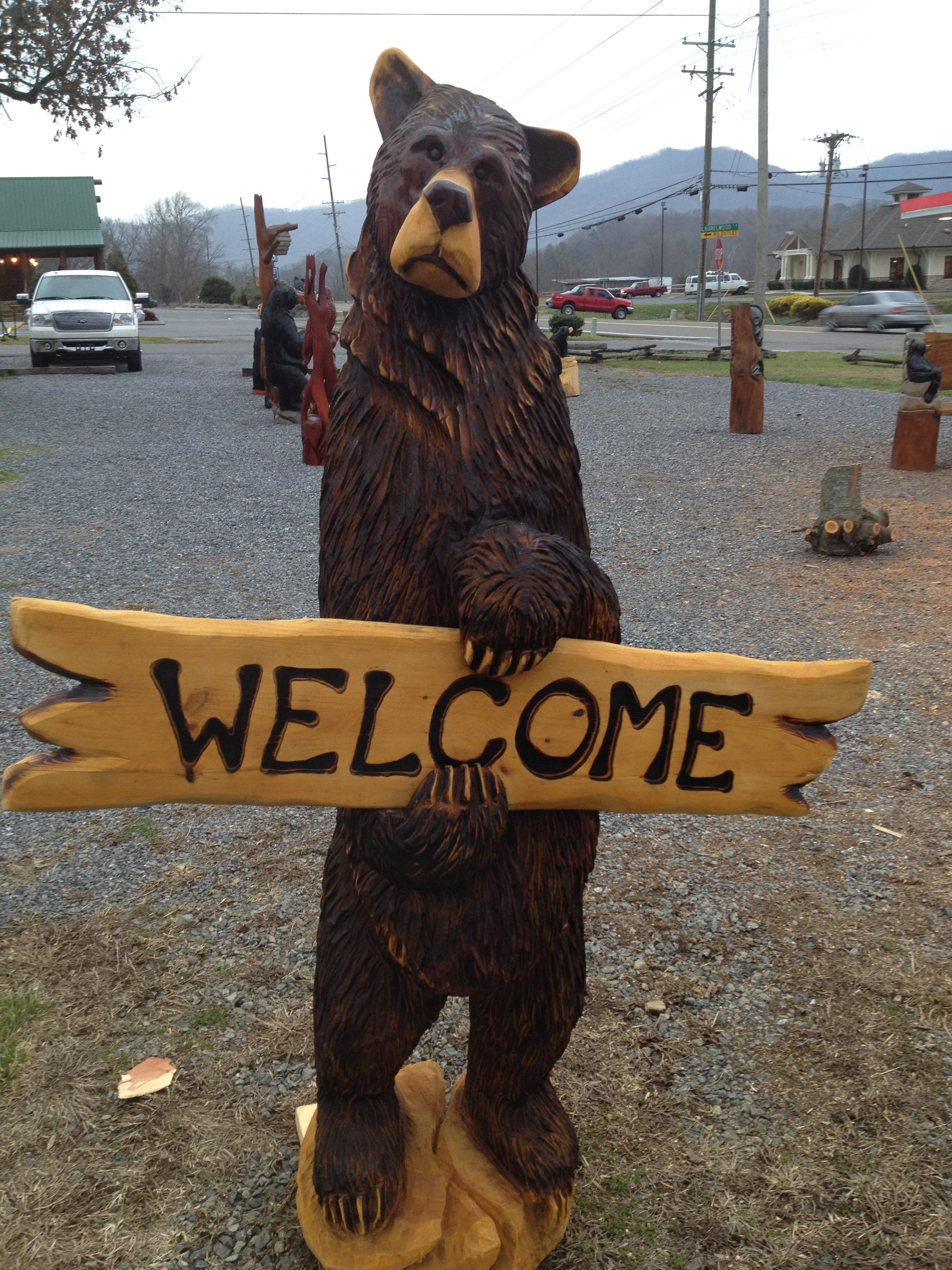 Alonzo Montoya Chainsaw Carved Bear 6.jpg