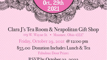 Annual High Tea Fundraiser