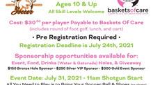 Fourth Annual Footgolf Tournament