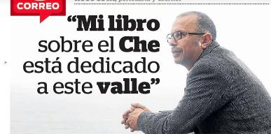 Entrevista Diario Correo Huancayo