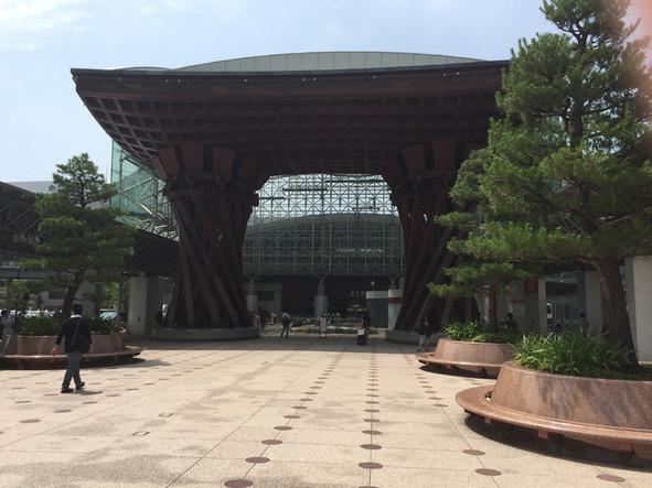 金沢慰安旅行