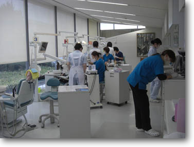 衛生士学生実習