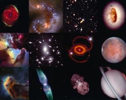ⓒNASA 様々な天体