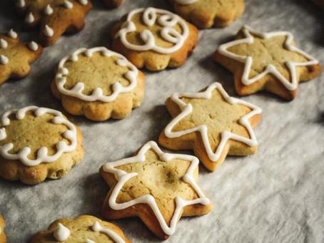 Recipe: Chewy Gingerbread Cookies (Vegan, Gluten Free, Grain Free)