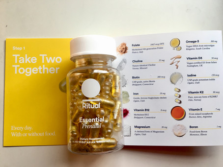 Do you need a prenatal vitamin?