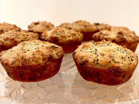 Recipe: Vanilla Chia Trail Mix Muffins (Paleo, Gluten Free, Dairy Free)