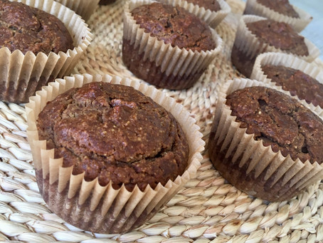 Recipe: Paleo Pumpkin Spice Muffins