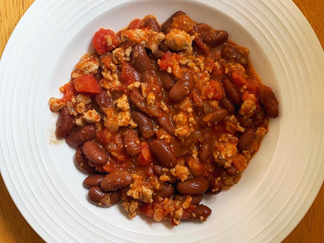 Recipe: Gluten Free Turkey Chili