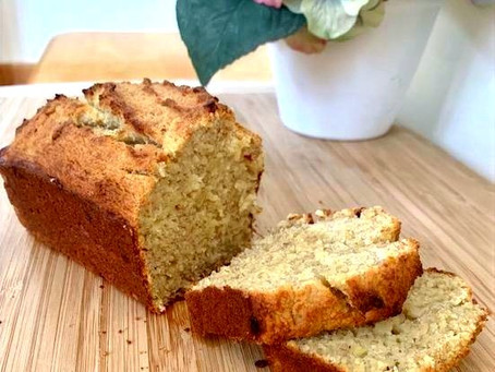 Recipe: Paleo Banana Bread