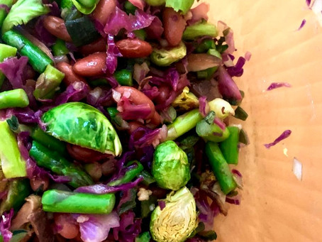 Recipe: Immune Boosting Superfood  Salad