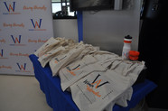 Our WinA goodie bags