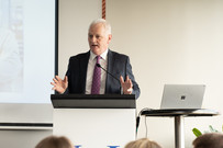 VACC CEO Geoff Gwilym helping to launch WinA's guidebook