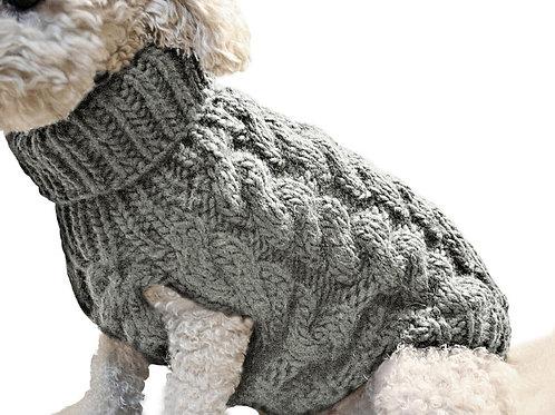 Acrylic Knit Dog Sweater