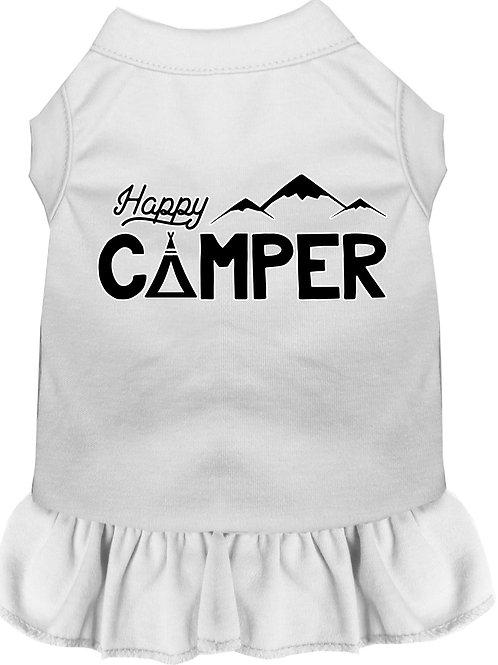 Happy Camper Dog Dress