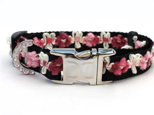 Coco Pink Teacup Dog Collar & Leash