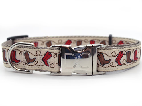 Boots Collar - Personalize!