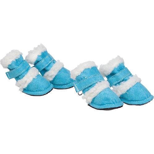 Blue 3M Thinsulate Duggz Shoes