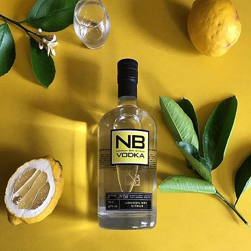 NB Citrus Vodka
