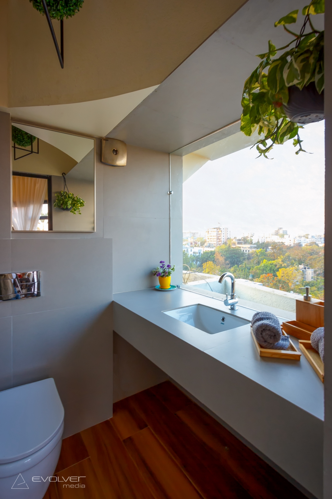 Terrace Bathroom