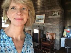 Author photo, Hudson