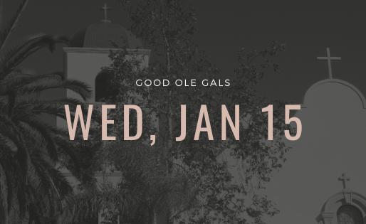 Good Ole Gals | Speaking Event