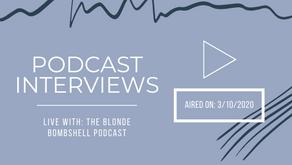 The Blonde Bombshell Podcast