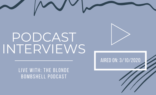 The Blonde Bombshell Podcast