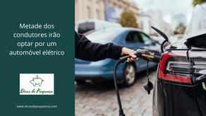 Metade dos condutores irão optar por um automóvel elétrico na hora de voltarem a trocar