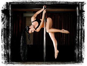 Новогоднее pole dance шоу!!!