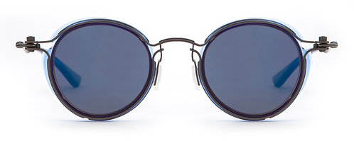 Blinder Black Lapis Blue