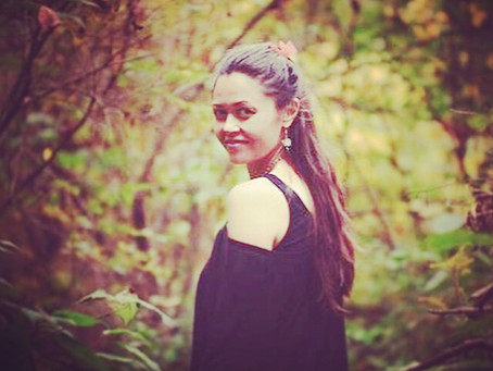 Interview with Ashley Lord: Poetry in Motion