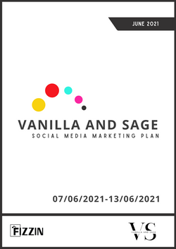 Vanilla and Sage Social Media Marketing