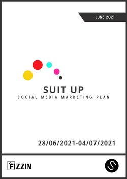 Suit Up Social Media Marketing