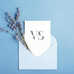 Vanilla and Sage Graphic Design