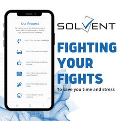 Solvent Graphic Design