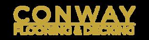 Conway Flooring and Decking Logo Fizzin Digit