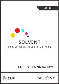 Solvent Social Media Marketing