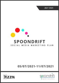 Spoondrift Social Media Marketing