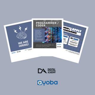 Digital Academy Recruitment Drive Collage